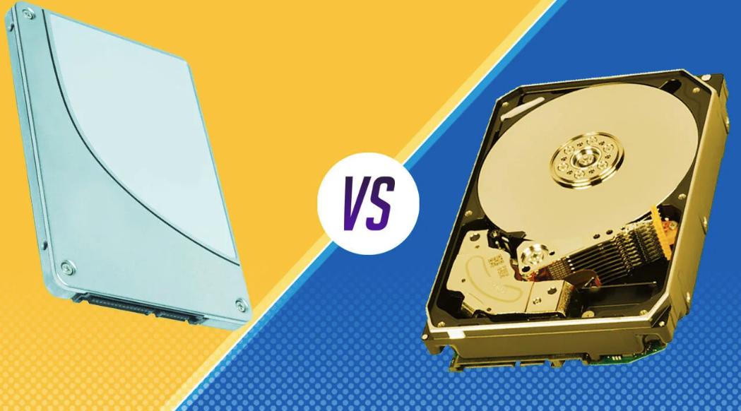 SSD vs. HDD, care este diferența?