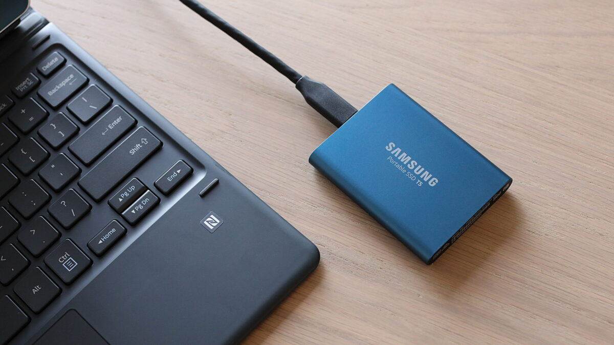 SSD extern pe USB - Top 3 cel mai bun SSD extern pe USB